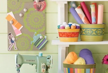 Craft Room  / by Janet Baer