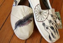 Shoes:) / by Susie Eames