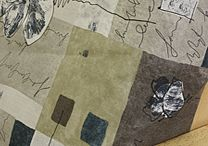 Patchwork Decor / Patches introduce a variety of colors and prints into one set of upholstery.
