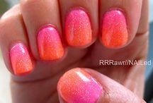 Nails / by Lindsay Tasker