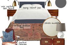 Master Bedroom / by Sarah Parys
