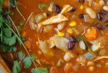Soups/súpur