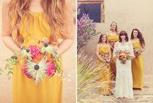 Bridesmaids / Beautiful bouquets for beautiful maids