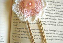 Crochet: Bookmarks / by Polly Wickstrom