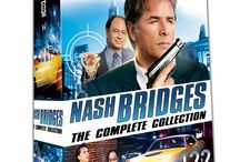 Nash Bridges - the complete collection - all 122 episodes / * Upbeat action-adventure cop show that aired 122 episodes for six seasons on CBS from 1996-2001  * Starring Don Johnson from Miami Vice and Cheech Marin from Cheech and Chong  * Averaged 10 million primetime weekly viewers during the shows original run  * Produced by Paramount with a budget of $2 million per episode, shot on the streets of San Francisco  * Approx. 3600 min.