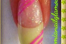 Nail Glamour / Fashion For Your Fingers