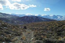 OHV in the eastern Sierra
