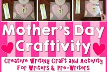 Mother's Day / Activities and crafts for Mother's Day