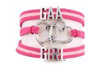 GAA Mom & GAA Girl Bracelets