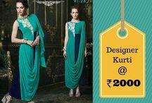 Designer Kurtis / Designer Kurtis from Ammara Fashion