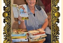 Fellow Readers Are My Favorite People! / Pictures of and links to the Portrait of a Reader weekly feature on my blog.  / by Anne Mateer