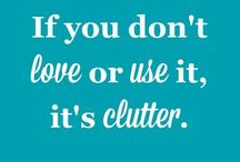 Clutter Clearing