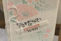 SU Geburtstagsblumen