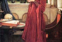 L'eleganza nella pittura e i suoi gioielli... e non solo.... /
