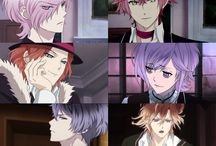 Diabolik Lovers, More Blood / Mukami's brothers ❤