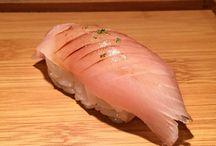 Sushi / My sushi work
