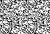 graphic noir et blanc