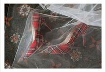tartan shoes
