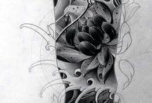 yakuza koi tattoo