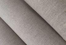 Tissus lin & fibres naturelles