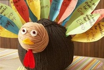 Thanksgiving and Fall Ideas / by Gader Abujudeh-Ibrahim