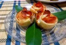 roselline di salmone