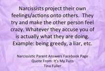 Narcissistic Parent / by Paula Kolarik