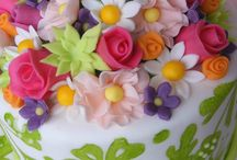 DECORATIVE CAKES ,CUPCAKES,PASTRIES / Fondant, Buttercream, for Wedding Cakes, Cupcakes,Cakepops, all Occasions / by Deb Chepel
