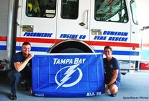 Bolts Nation / Lightning fans sure know how to #BeTheThunder! See what other #TBLightning fans are pinning!