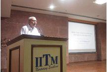 Expert Lecture – IITM 2016