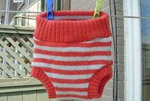 Cloth Diapers - I have a problem.
