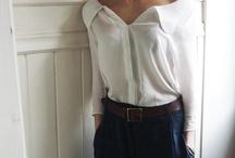 shirt / chemisier