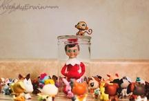Elf on the shelf ideas / by Wendy Erwin