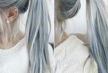 Vlasy inspirace