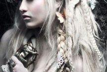 .artistic makeup