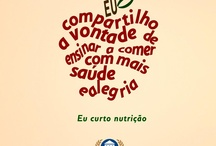 Nutrition / by Rebeca Martins