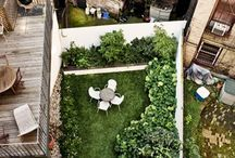 Backyard Garden Ideas / by Lynda Kanase