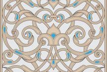 selçuklu desenleri