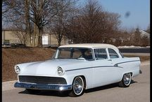 Ford Customline 1956