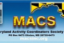 Maryland Activity Coordinators Society Inc.
