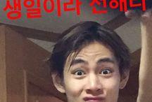 BTS- Tae