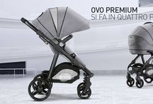 Brevi Outdoor / Baby-Strollers, car-seats and other products for going outdoor. By Brevi