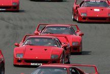 Ferrari f40 / Fast cars