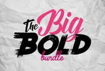 The Big BOLD Bundle