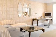 Modern Wallcoverings / Modern and contemporary wallcoverings and wallpaper by Maya Romanoff