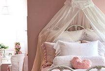 Teen daughter's room