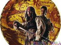 Pirates of the Caribbean Birthday Party Ideas, Decorations, and Supplies / Pirates of the Caribbean Party Supplies from www.HardToFindPartySupplies.com, where we specialize in rare, discontinued, and hard to find party supplies. We also carry several of the more recent party lines