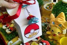 Pokémon party Cumpleaños Exclusivos