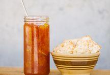 Spreads: savoury, jams & jellies