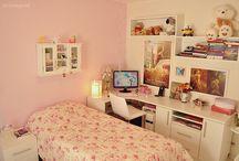 Cute Bedrooms / by Jennifer